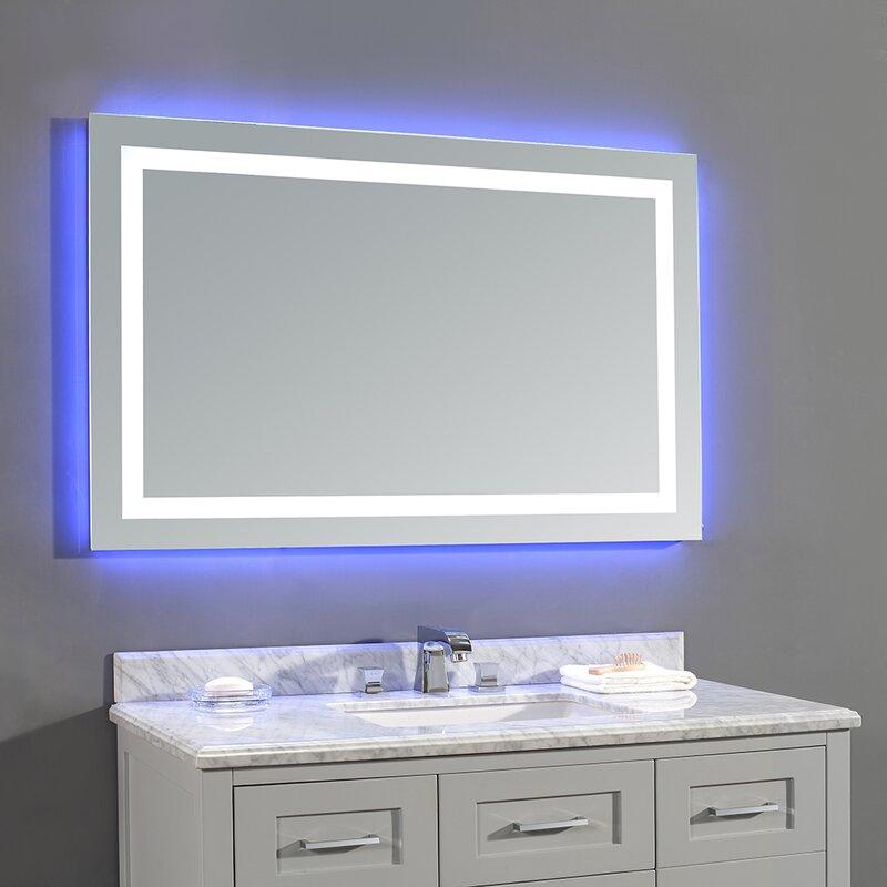 Ove Decors Jovian LED Bathroom/Vanity Mirror & Reviews | Wayfair