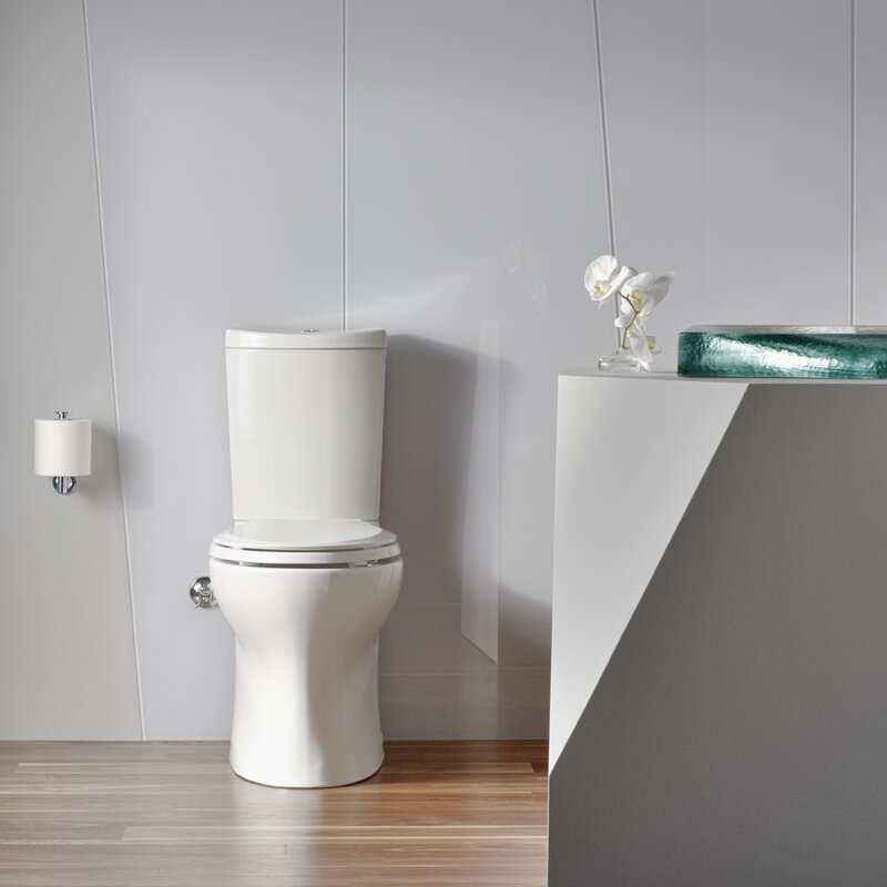 persuade comfort height 2 piece 16 gpf elongated toilet