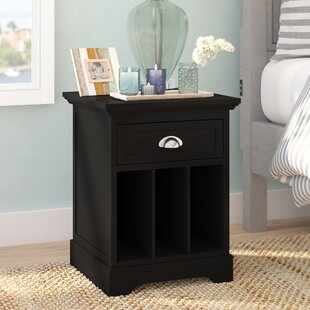 Fleming Partitioned End Table