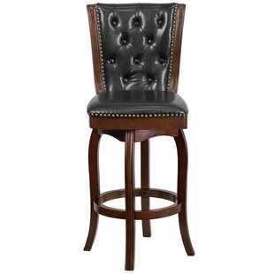 Achilles 30'' Swivel Bar Stool DarHome Co
