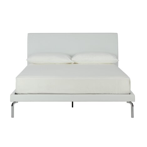 Drew Queen Upholstered Platform Bed | AllModern