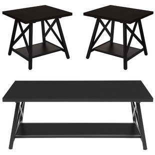 St George 3 Piece Coffee Table Set By Winston Porter