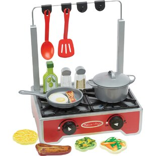 Deluxe Cooktop Set by Melissa & Doug