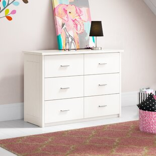 Boggs 6 Drawer Double Dresser