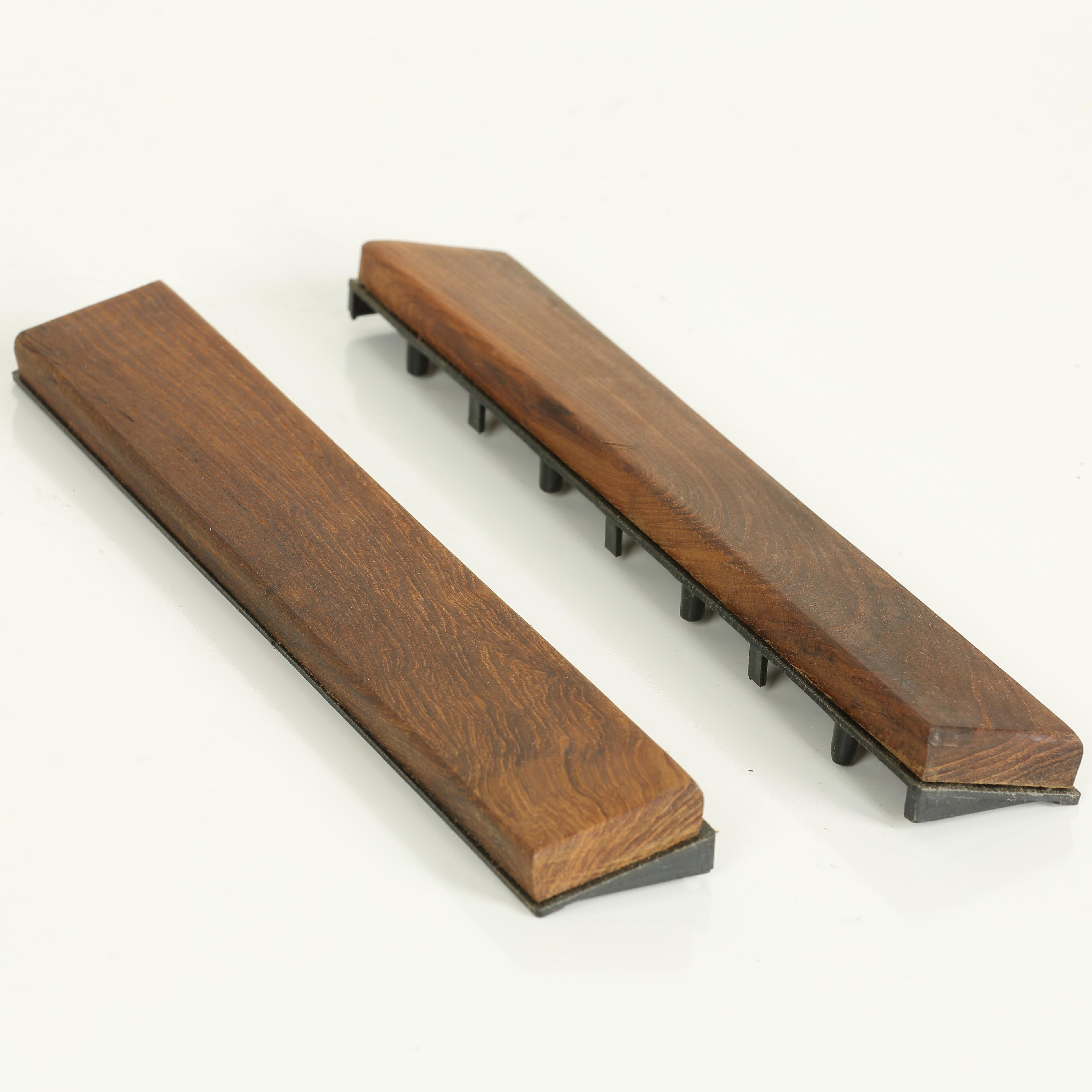 Baredecor Ez Floor 12 X 1 Wood