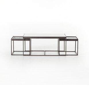 Gaven 3 Piece Coffee Table Set by Brayden Studio