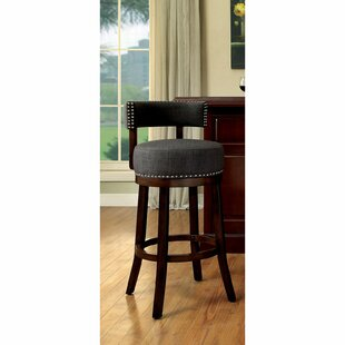 Menoher 30 Swivel Bar Stool (Set Of 2) by DarHome Co No Copoun