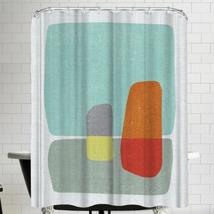 Annie Bailey Pods No IIII Single Shower Curtain