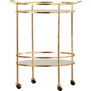 Beachlands Bar Cart by Willa Arlo Interiors
