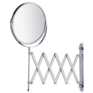 Cosmetic Telescopic Arm Wall Mirror