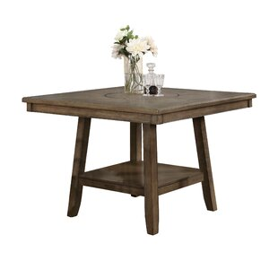 Best Reviews Manning Counter Height Dining Table By Crown Mark