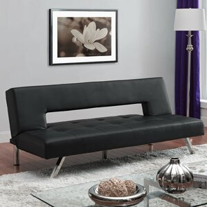 Closter Convertible Sofa by Wade Logan