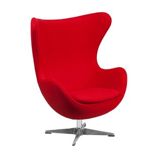 Camila Swivel Lounge Chair