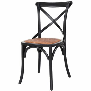 Malloy Kitchen Solid Wood Dining Chair by August Grove Modern