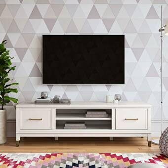 Pleasing Westerleigh Tv Stand For Tvs Up To 65 Interior Design Ideas Ghosoteloinfo