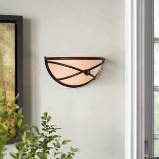 High Quality Gironde 1 Light Large Wall Sconce