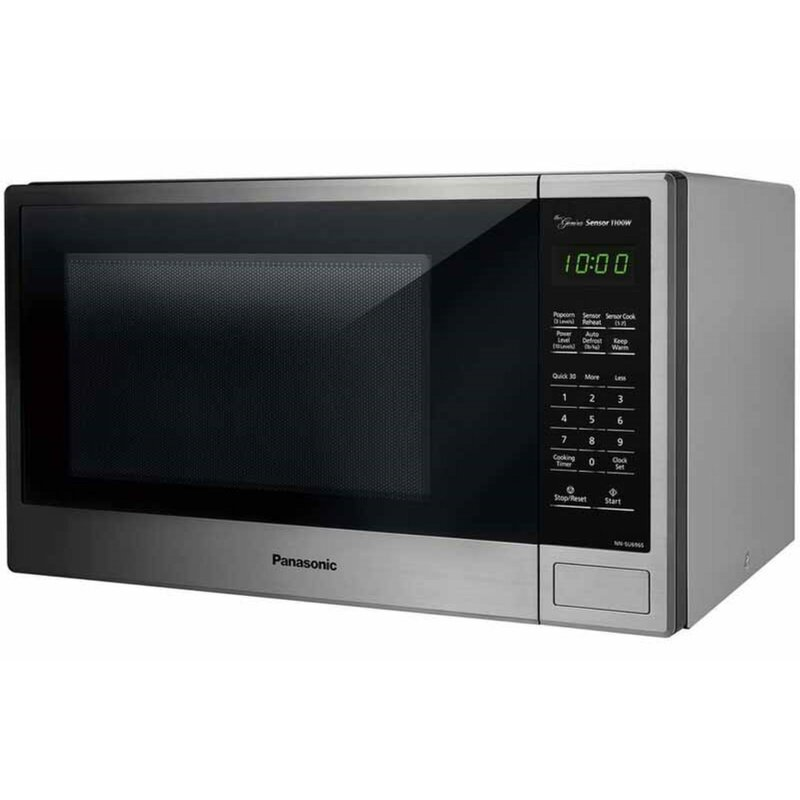 Cu Ft Countertop Microwave With Sensor