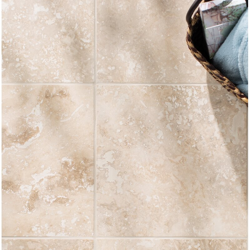 MSI Tuscany Classic X Travertine Field Tile In Honed And - 16 inch travertine tile