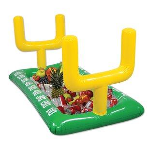 48 Can Inflatable Football Field Buffet Cooler