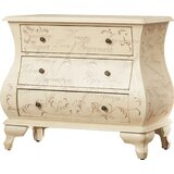 Avon 3 Drawer Accent Chest by Lark Manor
