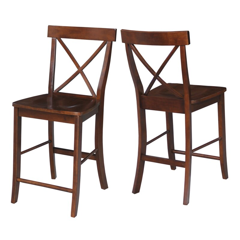 "Fortunata 24"" Bar Stool"