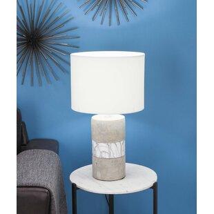 Concrete 24 Table Lamp