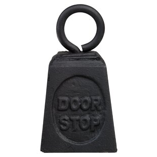 Cast Iron Door Stops | Wayfair.co.uk