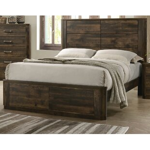 Anderson Standard Bed by Cozzy Design
