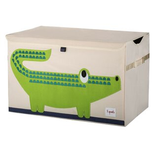 Crocodile Toy Box