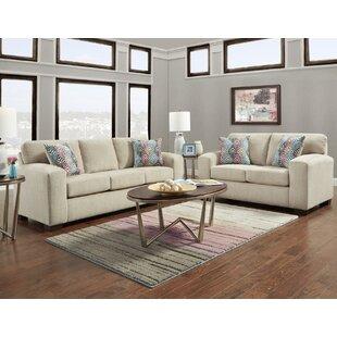 Ravindra 2 Piece Living Room Set Best Prices.