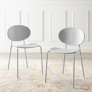 Carlisle Metal Dining Chair Wayfair