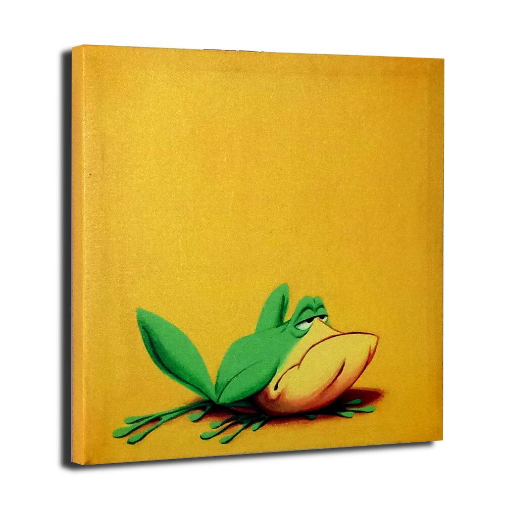 Lord Mischief Chuck Jones \'Michigan J. Frog\' Graphic Art on Wrapped ...