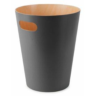 Woodrow 2.25 Gallon Waste Basket By Umbra