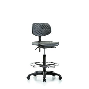 Industrial Drafting Chair by Perch Chairs & Stools