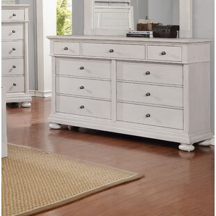 Blaire 9 Drawer Double Dresser