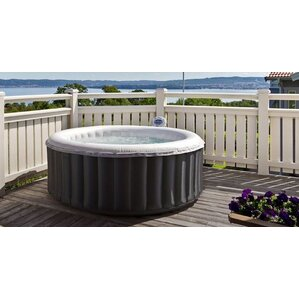silver cloud 6person 138jet bubble spa - Wayfair Hot Tub