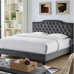 Trista Queen Upholstered Platform Bed