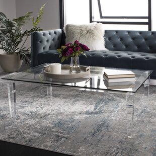 Corley Acrylic Coffee Table