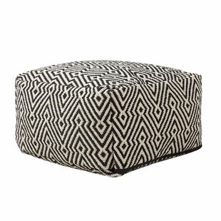 Warner Cotton Pouf by Union Rustic