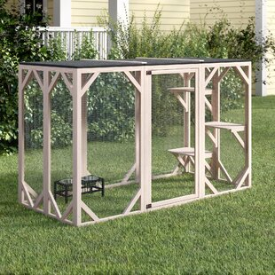 Outdoor Cat Cages & Playpens You'll Love in 2019 | Wayfair