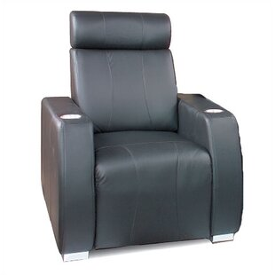 Executive Home Theater Lounger by Bass