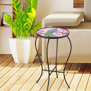 Bistro Table by Adeco Trading Design