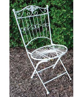 Teagan Bistro Folding Patio Dining Chair