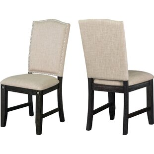 Dyer Avenue Upholstered Dining Chairs (Set of 2)