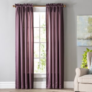 Deep Purple Curtains