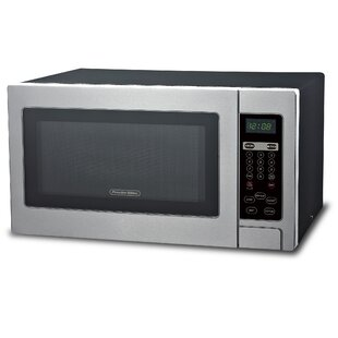 Affordable Price 21'' 1.1 cu.ft. Countertop Microwave Oven By Proctor-Silex
