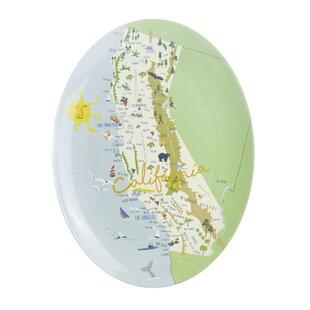 Mirabel Melamine Platter