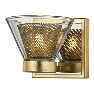 Best Reviews Wink 1-Light LED Bath Sconce By Troy Lighting