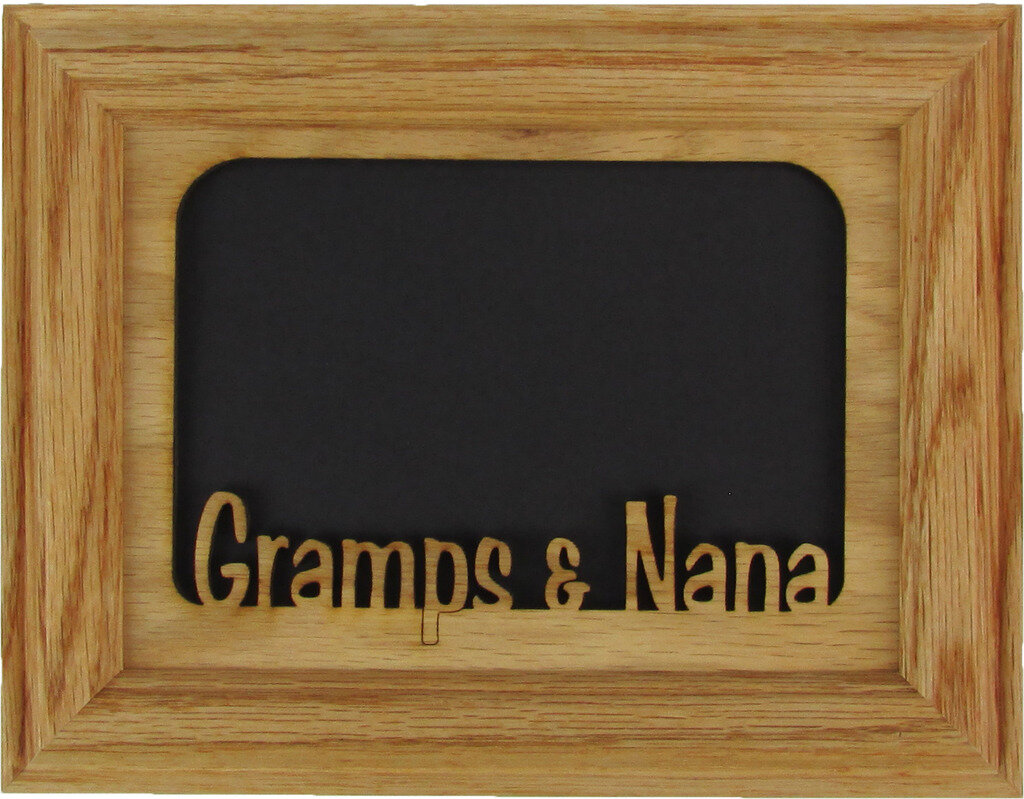 Northlandframesandgifts Gramps And Nana Picture Frame Wayfair