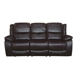 Joseph Dual Reclining Sofa by Red Barrel Studio